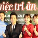 Tiệc tri ân và giao lưu với ca sỹ Trọng Tấn tại Song Dương đã diễn ra thành công