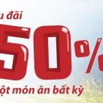 Ưu đãi giảm 50% tại Song Dương (nhà hàng thịt dê tại Hà Nội)